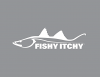 FISHY ITCHY Sportsman's Decal - Snook & Tarpon